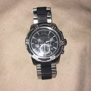 Stainless steel Michael Kors watch 8/10 condition